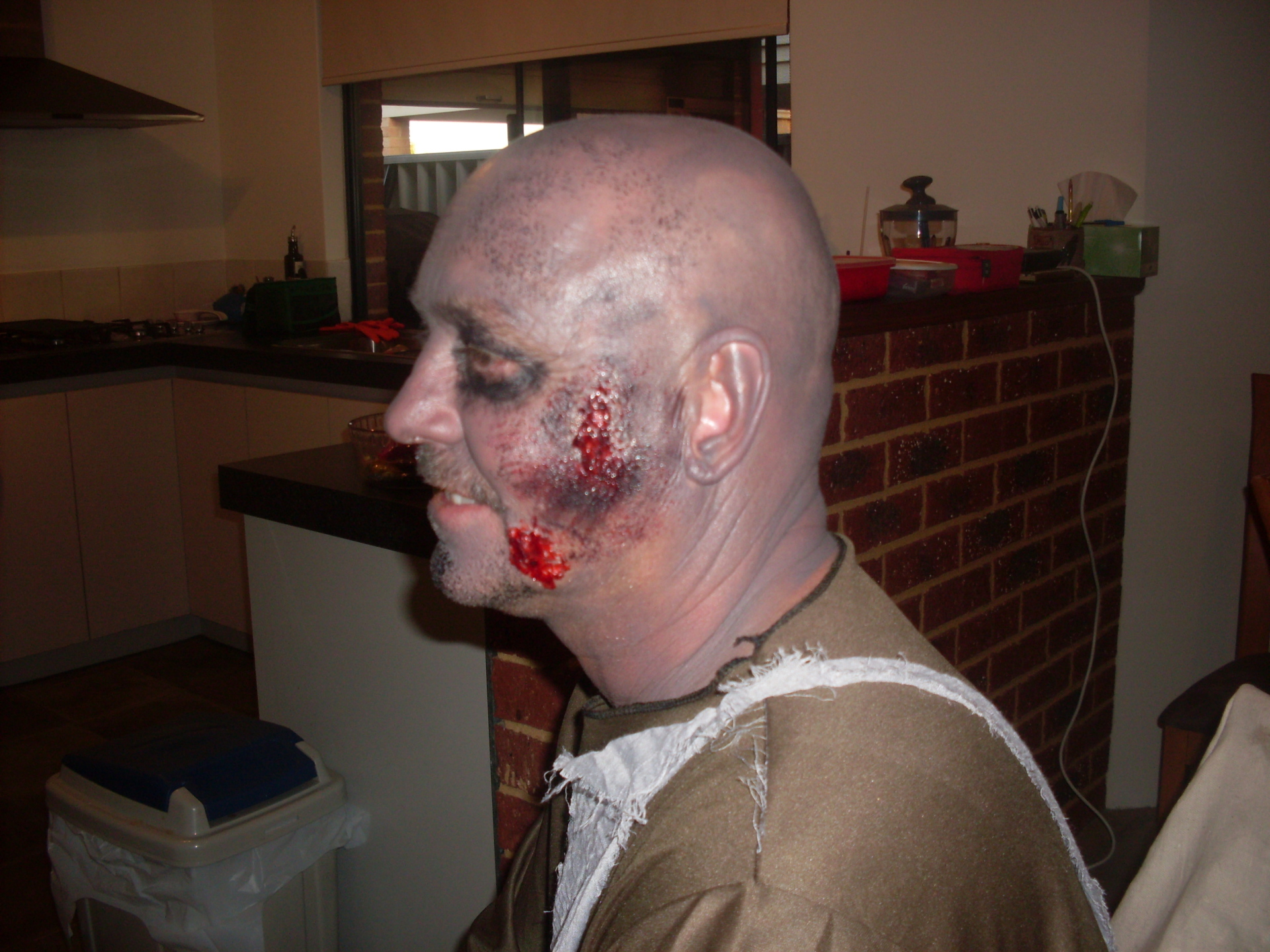 makeup and special effects SFX Ann-Marina Perth